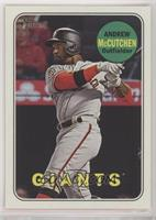 Short Print - Andrew McCutchen (Action Image Variation)