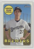 Short Print - Christian Yelich (Base)
