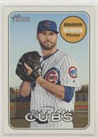 Short Print - Brandon Morrow (Color Swap Variation)