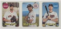 Max Stars with Arm, Legs (Brian Johnson, Miguel Rojas, Mitch Garver) [EXt…