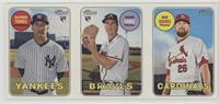 Stanton Homers Twice in Yankees Debut (Gleyber Torres, Shane Carle, Bud Norris)
