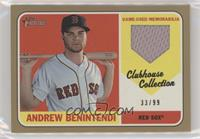 Andrew Benintendi /99
