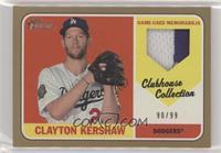 Clayton Kershaw #/99