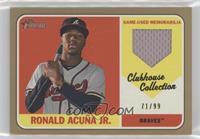Ronald Acuna [EXtoNM] #/99
