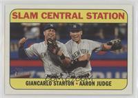 Giancarlo Stanton, Aaron Judge