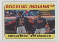 Francisco Lindor, Edwin Encarnacion