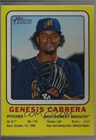 Genesis Cabrera