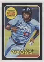 Yordan Alvarez Baseball Cards