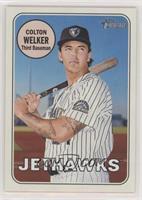 Colton Welker #/25