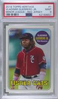 Vladimir Guerrero Jr. (Base) [PSA 9 MINT]