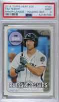 Tim Tebow (Circle Color Variation) [PSA 9 MINT]