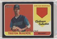 Triston McKenzie #/50