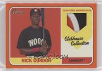 Nick Gordon #/25