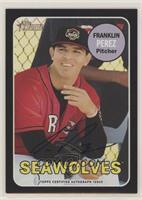 Franklin Perez #/50