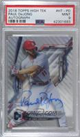 Paul DeJong [PSA 9 MINT]