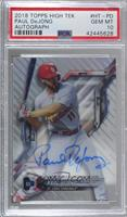 Paul DeJong [PSA 10 GEM MT]