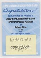 Anthony Rizzo /50 [BeingRedeemed]