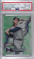 Ted Williams [PSA 10 GEM MT] #/99