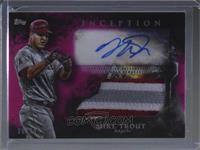 Mike Trout [Noted] #/75