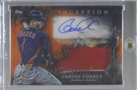 Carlos Correa [Uncirculated] #/10