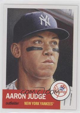 2018 Topps Living Set - Online Exclusive [Base] #1 - Aaron Judge /13256