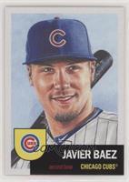 Javier Baez #/4,499