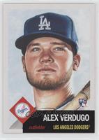 Alex Verdugo #/3,911