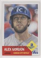 Alex Gordon #/4,143