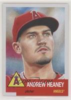 Andrew Heaney #/3,602