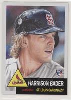 Harrison Bader #/4,283