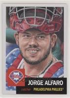Jorge Alfaro /3416