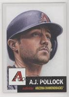 A.J. Pollock #/4,221
