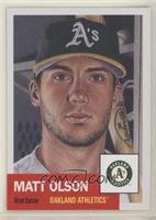 Matt Olson #/9,631