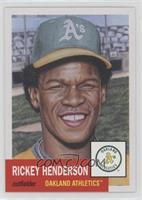 Rickey Henderson #/6,851