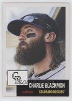 Charlie Blackmon /6585