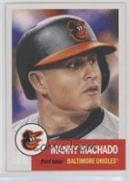 Manny Machado #/6,516