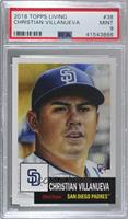 Christian Villanueva [PSA 9 MINT] #/5,296