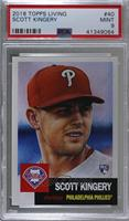 Scott Kingery /7277 [PSA 9 MINT]
