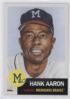 Hank Aaron #/11,233