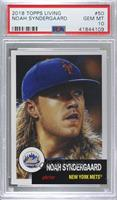 Noah Syndergaard [PSA 10 GEM MT] #/6,167