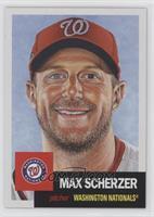 Max Scherzer #/6,277
