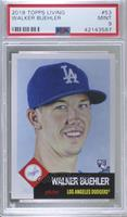 Walker Buehler [PSA 9 MINT] #/7,503