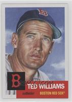Ted Williams #/10,927