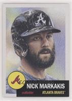 Nick Markakis #/2,678