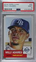 Willy Adames [PSA9MINT] #/4,974