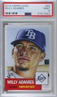 Willy Adames /4974 [PSA 9 MINT]