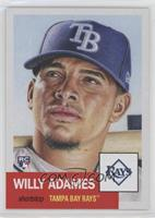 Willy Adames #/4,974