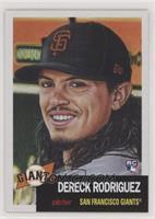 Dereck Rodriguez /5639
