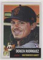 Dereck Rodriguez #/5,639
