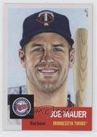 Joe Mauer #/4,725